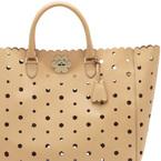 BAG LOVE: Mulberry's SS13 flower detail handbags