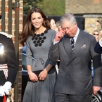 Prince Charles opens up about royal baby
