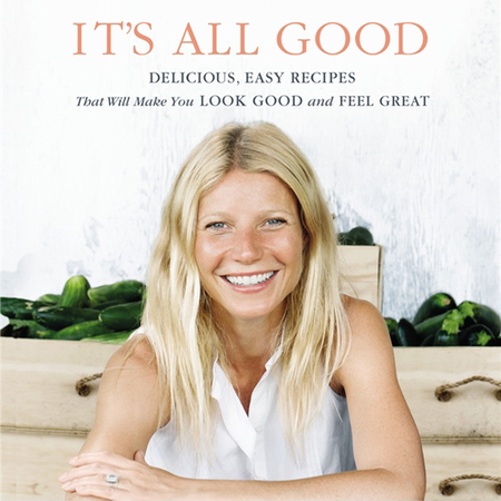 It's all good, Gwyneth Paltrow