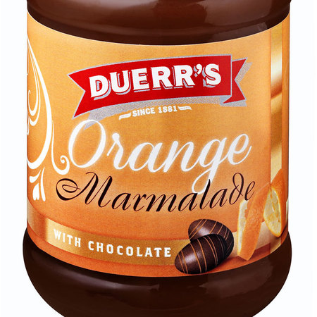 Chocolate orange marmalade
