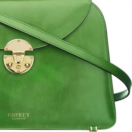Osprey London Georgie Handbag collection, apple