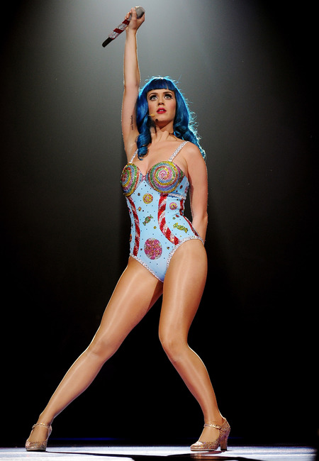 Katy Perry on tour