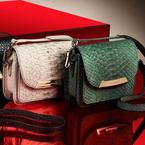 Burberry shows off heritage crossbody handbags