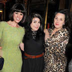 WATCH! Dawn O'Porter at Baileys 'Spirited Women' event