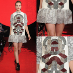 GUEST BLOG: Holly Fulton on Autumn/Winter 2013 'textural overload' trend