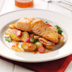 James Martin Recipe: Roast Salmon