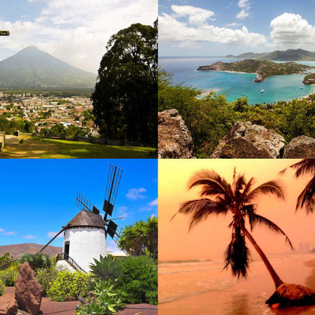 Antigua holiday