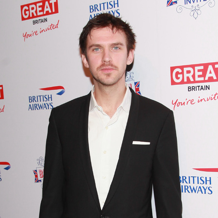 Dan Stevens from Downton Abbey