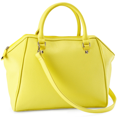 Yellow Shoulder Bag 34