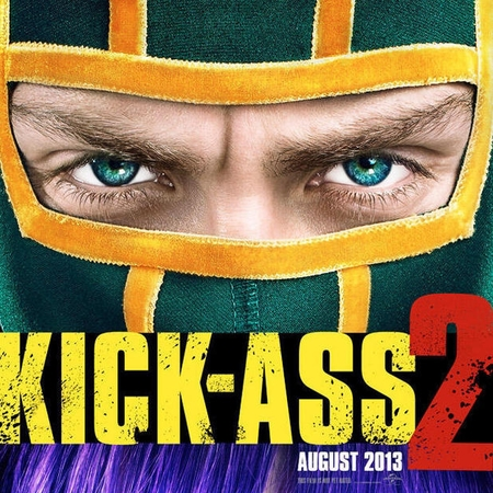 Kick Ass 2 official poster