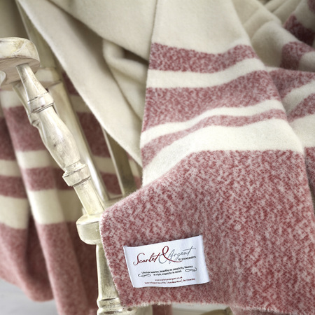 The Lupton Blanket inspired by Kate Middleton's Great Grandma