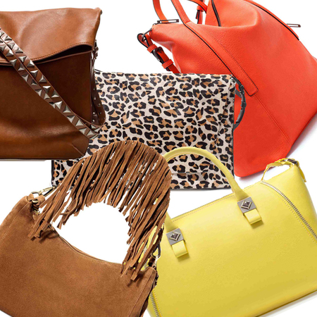 Zara Handbags Spring/Summer 2013