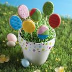 Easter Recipe: Egg Biscuit Pops