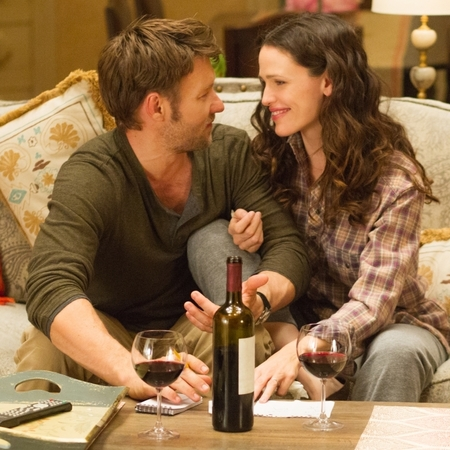 Jennifer Garner, Joel Edgerton in The Odd Life of Timothy Green