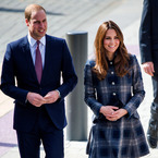 Kate Middleton reveals due date?