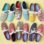 Taylor Swift makes fashion debut with Keds shoe collection