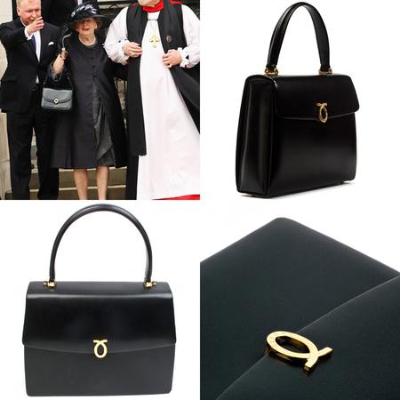 CLASSIC BAG: Margaret Thatcher's Launer Diva