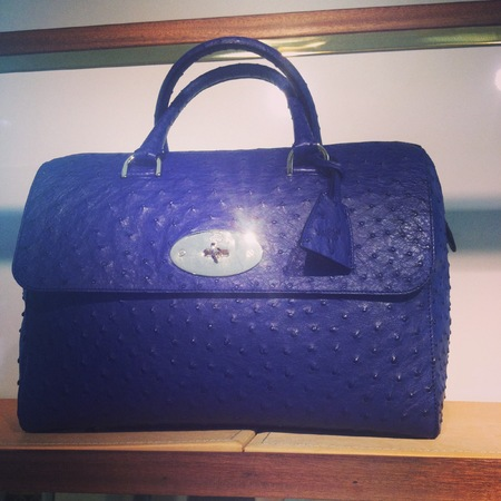 Fashion  Travel : Mulberry FW 1314 Preview