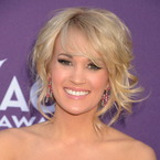 Make-up Trend: Carrie Underwood goes 