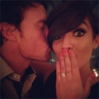 Frankie Sandford's baby boy Bridge has arrived