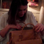 WHAT'S IN MY HANDBAG: Lisa Snowdon's Radley