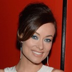 Make-up Trend: Olivia Wilde goes wild for bold blue eyes