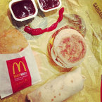 Shock! No more ketchup at McDonald's