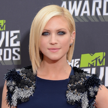 Brittany Snow at the MTV Movie Awards 2013