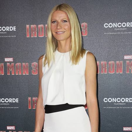 Gwyneth Paltrow Iron Man 3 wardrobe