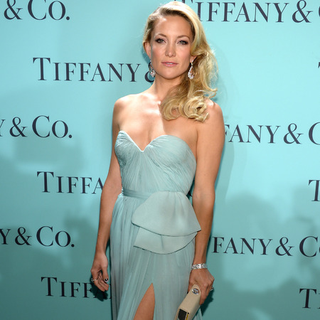 Kate Hudson at Tiffany Blue Book Ball