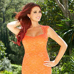 FIRST LOOK: Amy Childs models own summer collection