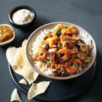Indian Recipe: Keralan Prawn Biriyani