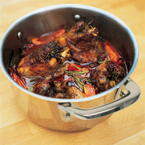 Jamie Oliver's best braised lamb shanks recipe