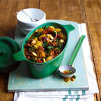 Healthy Recipe: Kale and chorizo stew