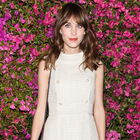 Alexa Chung attends Chanel dinner at Tribeca Film Festival