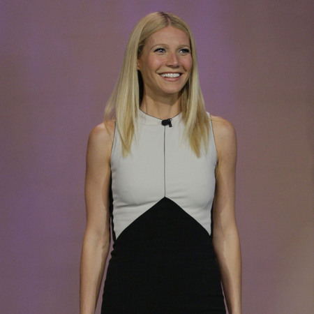 Gwyneth Paltrow on tonight show with jay leno