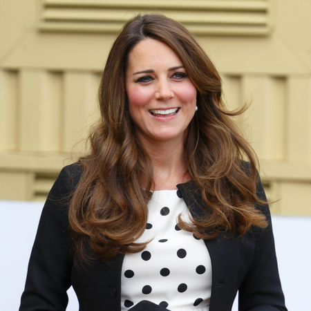 Kate Middleton recycles her Topshop maternity style for friend's wedding