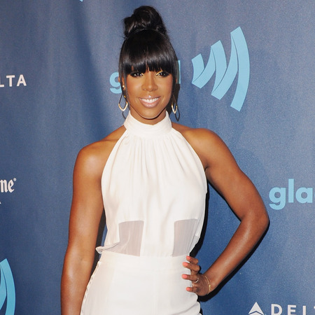 Kelly Rowland at 2013 GLAAD Media Awards