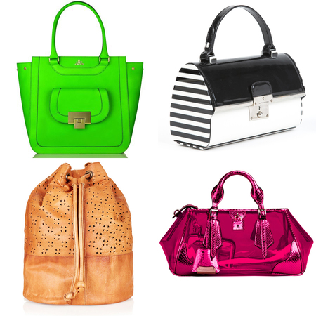 handbag trends for summer 2013
