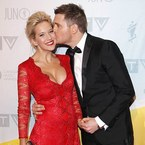 Michael Bublé's wife Luisana steals the show at JUNO awards