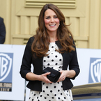 SHOP! Kate Middleton wears £38 Topshop dress