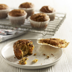 Lisa Faulkner's grapefruit& pecan muffins recipe
