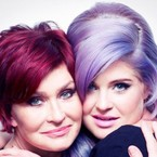 Sharon and Kelly Osbourne front Fashion Targets Breast Cancer