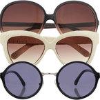 SUMMER FASHION: Sunglasses shop
