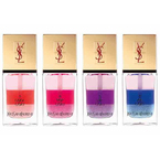 Fancy the YSL tie & dye nail manicure?