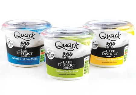 The Lake District Dairy Company Quark
