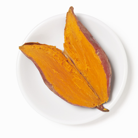 7. Sweet potatoes