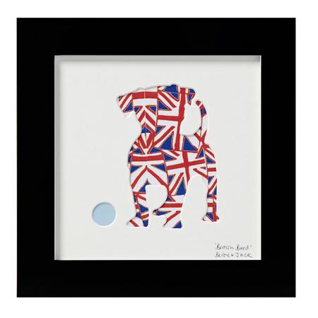 British Pup Bertie & Jack