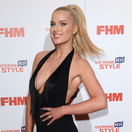 Helen Flanagan at HFM Sexiest Women in the World 2013