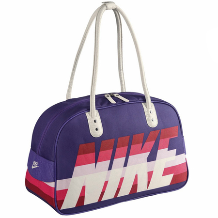 Nike Heritage Print Shoulder Club Bag 17